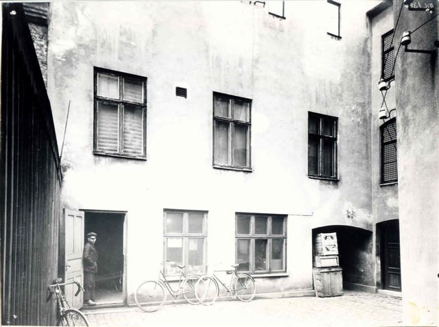 """Artikel: """"Konfektionsfabriken Schwartzman & Nordström - Tigerfabriken"""""""