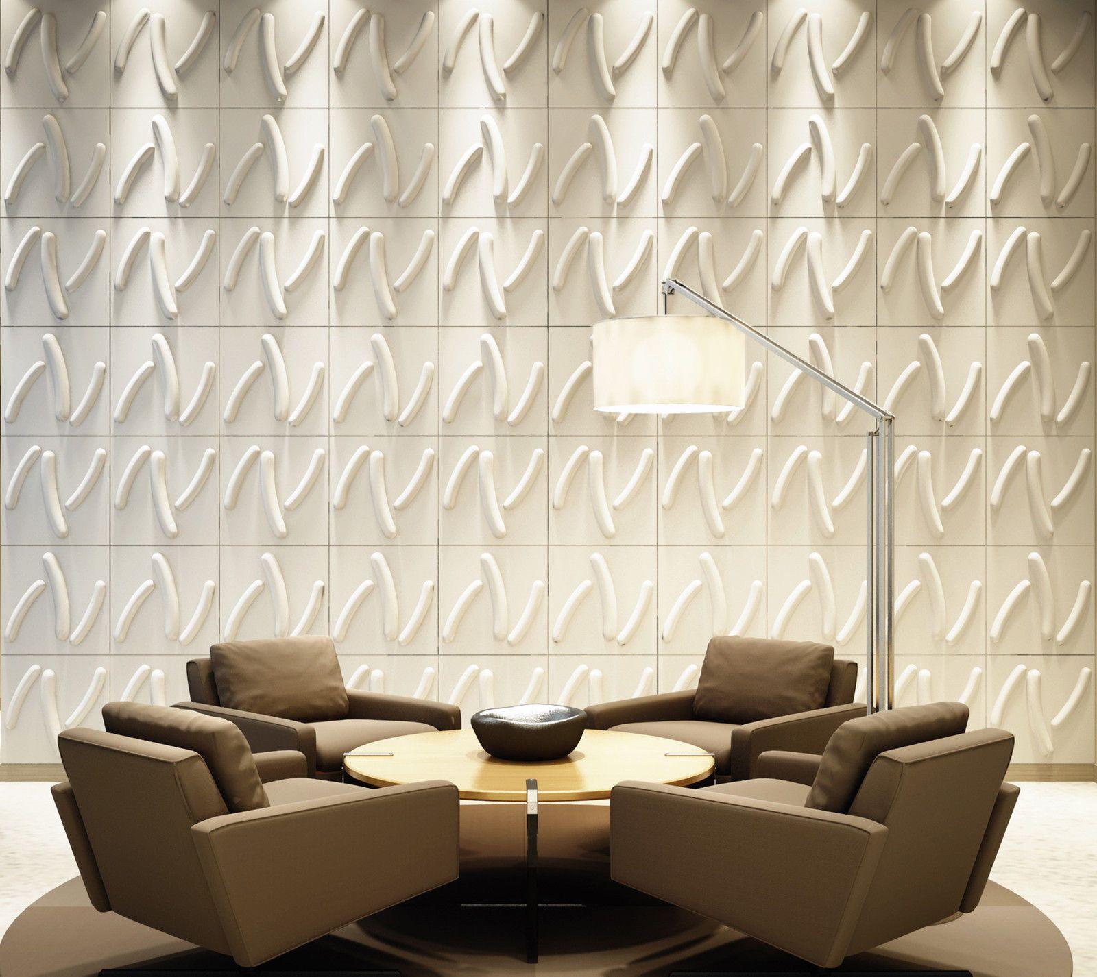3d Board Feature Wall Decoration Wallpaper Wallsticker Paintable