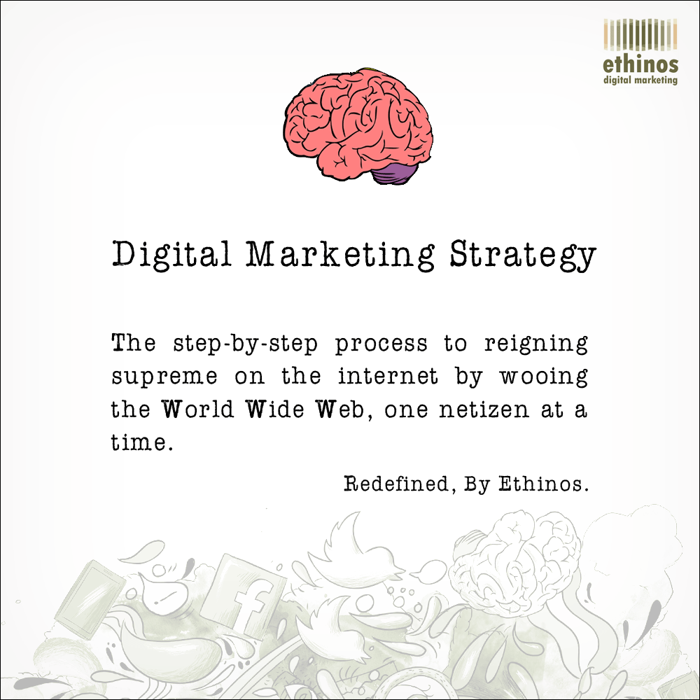 Simple and Fun Definition of Digital Marketing Strategy ...