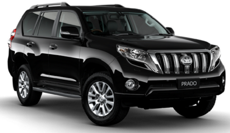 new car release dates 20142017 Toyota Land Cruiser Prado Release Date  New Auto Cars  new