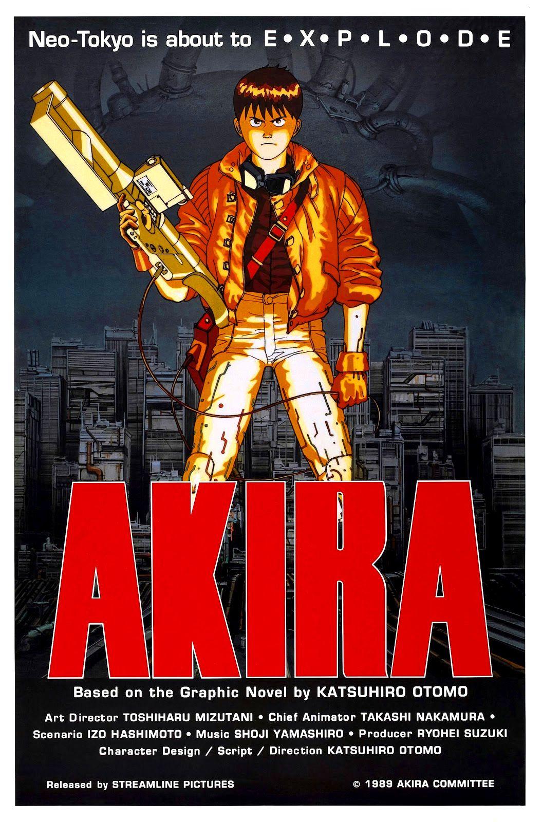 Pin by Mr. Mr. on Akira Akira poster, Akira anime, Akira