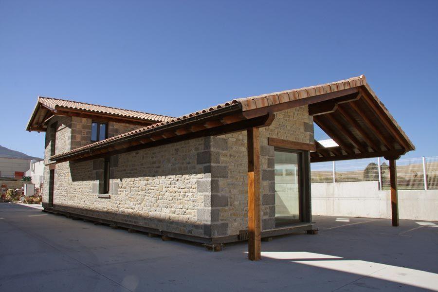 Instalacion de casas modulares prefabricadas baratas ecologicas y modernas aldocain casas - Viviendas modernas prefabricadas ...