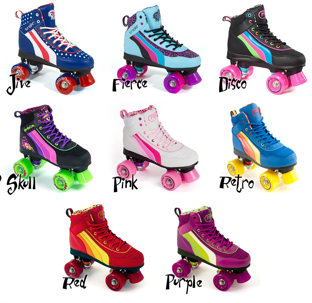 Roller skates winnipeg - Rio Roller Quad Skates Funky And Cool Www Rioroller Com Stylish