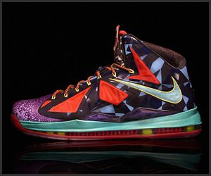 Nike LeBron lebron X MVP Sick Kicks Pinterest Nike lebron LeBron Awesome ab5139