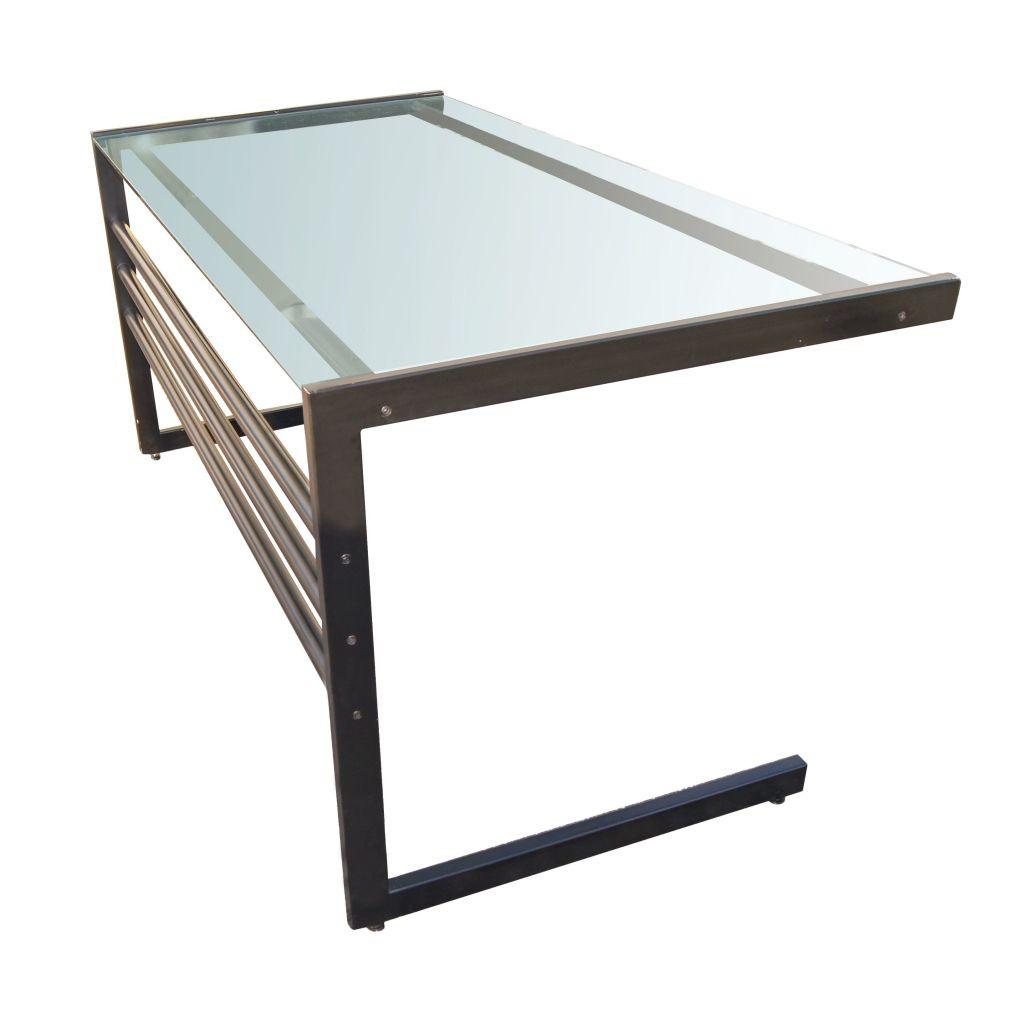 office furniture Glas Schreibtisch mit besten home office Möbel ...