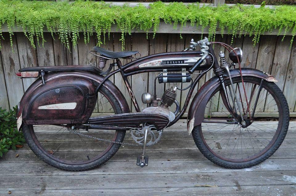 Timeline Photos Steampunk Dieselpunk International Motorized Bicycle Tricycle Bike Electric Bike