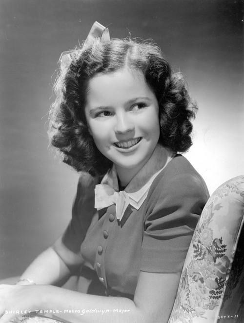 shirley temple 13 Shirley Temple passes away at 85 (26 photos)