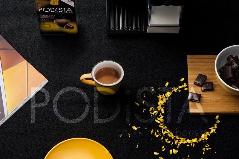 PODiSTA aromatica Nespresso compatible, Nespresso