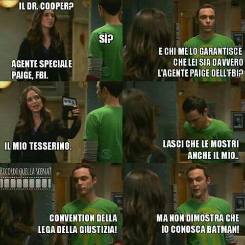 Che mondo sarebbe senza Sheldon Cooper Serial Pinterest - spüle für küche