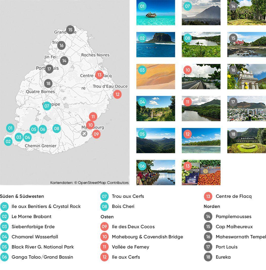 Mauritius Sehenswurdigkeiten Die Schonsten Orte Auf Der