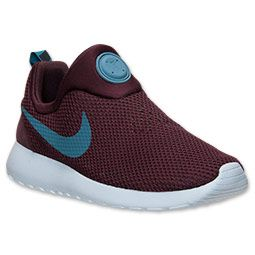 nike roshe run slip-on shoes casual