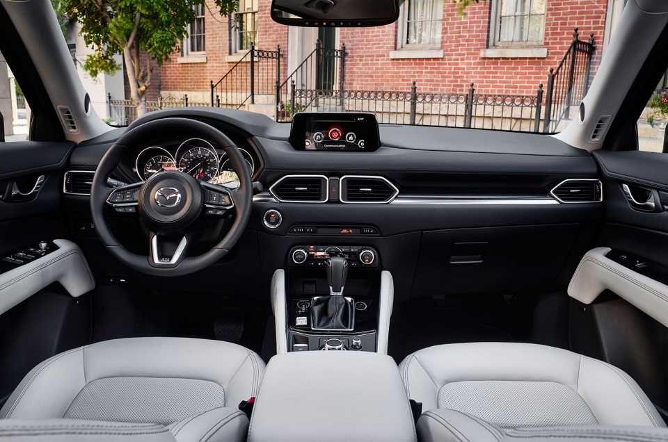 Mazda Cx 5 2017 Interior