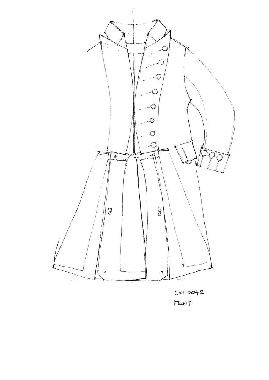 Royal naval uniform pattern 1795 1812 national maritime museum royal naval uniform pattern 1795 1812 national maritime museum jeuxipadfo Images
