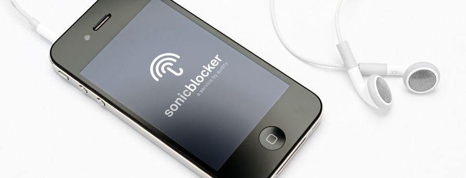 Sonicblocker App.