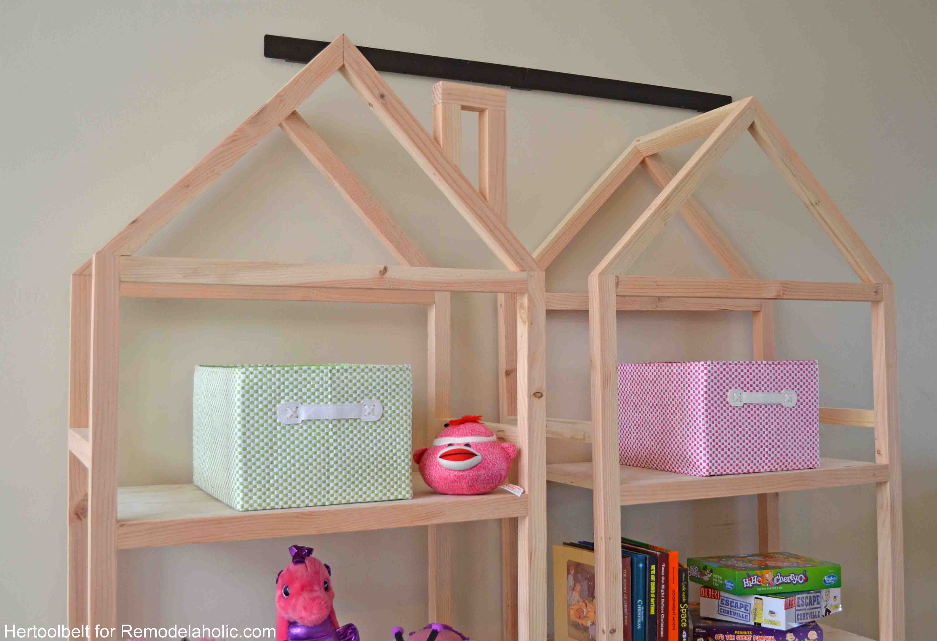 build bookshelves wooden wall for looking easy living cool nursery own bookshelf room creative your interesting bookcase shelves a