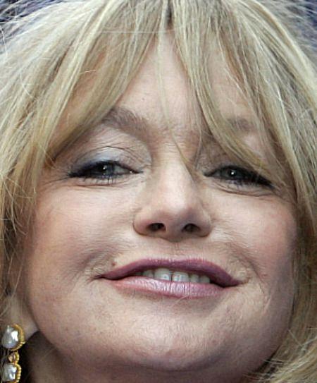 Goldie Hawn at age 60