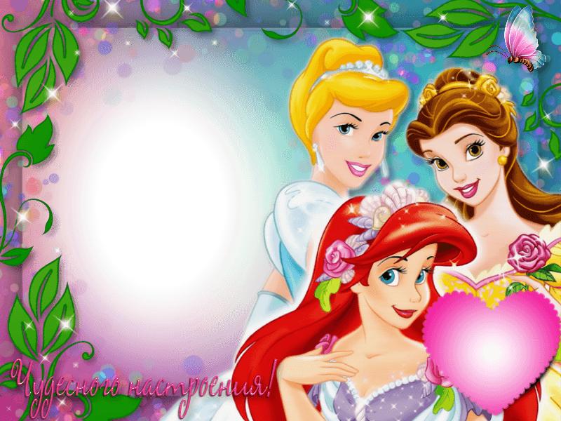 Check This Awesome Artwork Princess Frame Disney Frames Disney Scrapbook