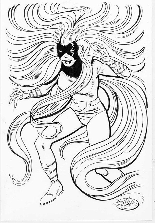 Medusa by John Byrne | Medusa | Pinterest | Dibujo y Arte