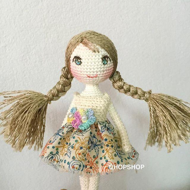 Pin de María Antonia Bracco en muñecas | Pinterest | Ganchillo ...