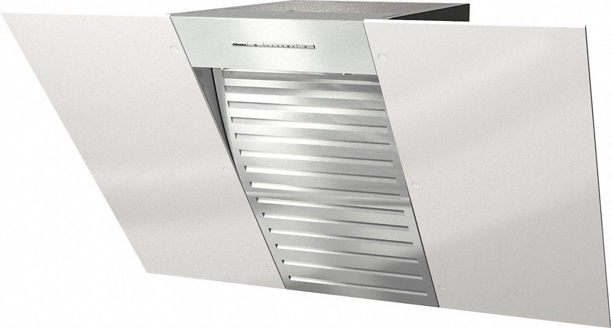 DA 6096 W Wing - Wand-Dunstabzugshaube mit energiesparender LED - dunstabzugshaube kleine küche