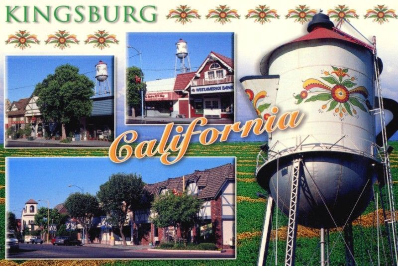 The Shipmates Reunion Will Take Place In Kingsburg California During Swedish Festival