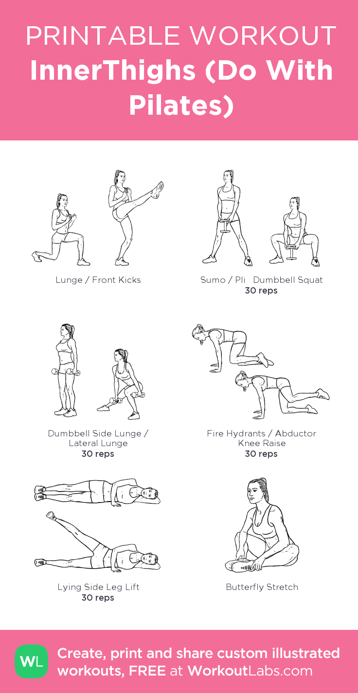 innerthighs do with pilates my visual workout created at