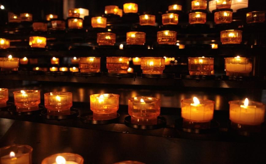 Time to Put Out Electric Votive Candles Candles, Candle