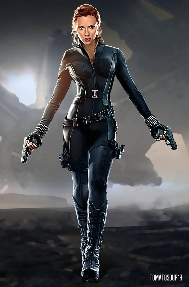 Avengers Endgame Black Widow Scarlett Johansson By Tomatosoup13 On Deviantart Black Widow Marvel Black Widow Avengers Black Widow Movie