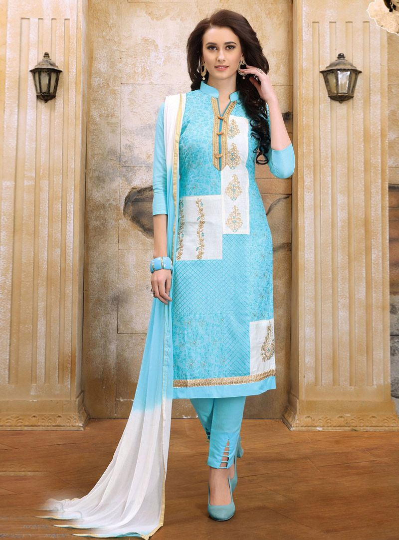 Punjabi Pant Style Suit Design Images