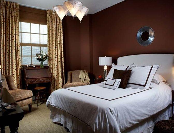 Charming Chocolate Color Bedroom Ideas Part - 6: El Dormitorio En Color Chocolate - Http://www.decoracion2014.com/. Chocolate  ColorBedroomsDecor ...