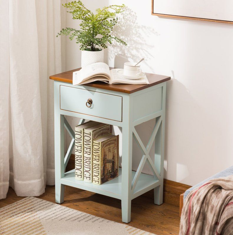 Maude End Table Side Table Decor Bedroom End Tables White End