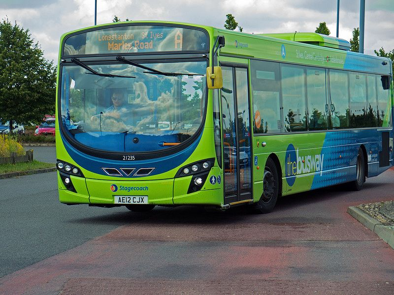 Cambridge Busway Trumpington Park Amp Ride Pinterest