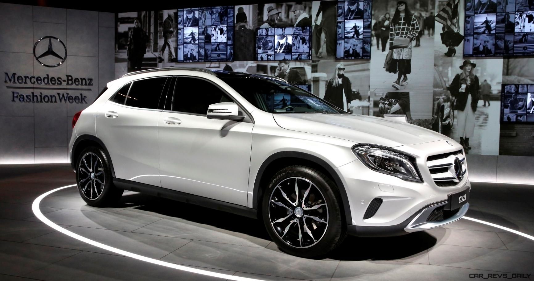 First Drive Review 2016 Mercedes Benz Gla250 4matic Mercedes Benz Gla Mercedes Benz Benz Suv