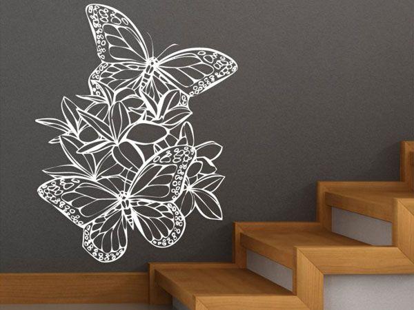 Pin di lucia baggio su home photo pinterest wall for Stickers per muri