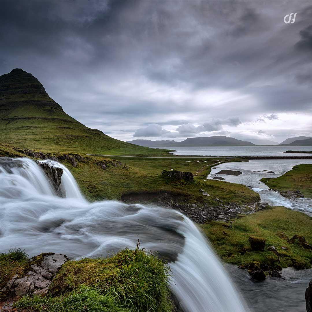 Spectacularly set on a dramatic bay, little Grundarfjörður