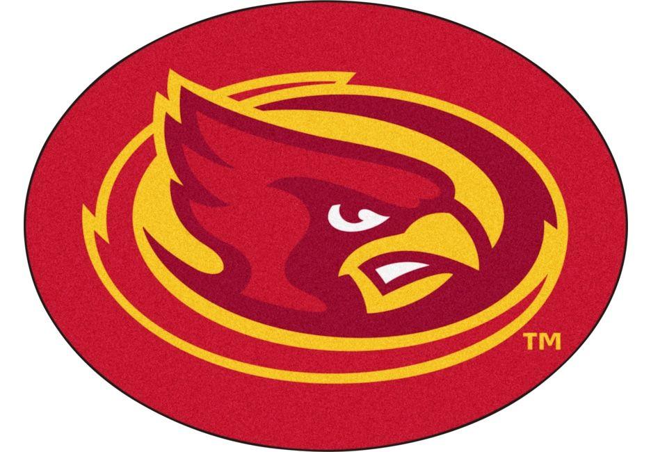 Ncaa Football Mascot Iowa State University 1 6 X 2 Rug Bedroom