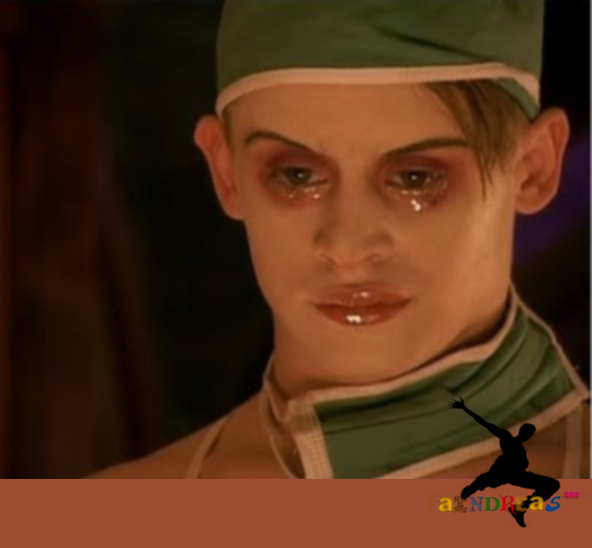 Macauly Culkin As The Infamous Michael Alig In Party Monster