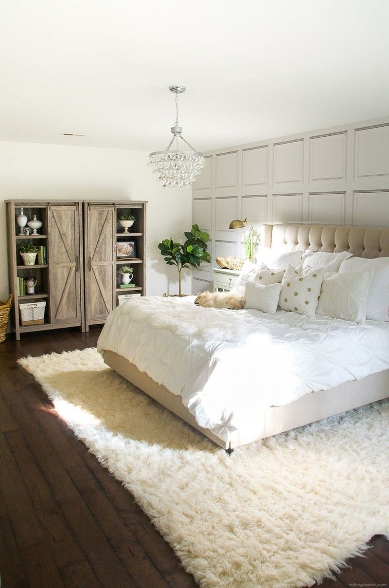 50+ Brilliant White Master Bedroom Organization Ideas  Http://karanganhouse.com/50 Brilliant White Master Bedroom Organization  Ideas/