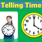 Time: Time Power Point is a great introduction to time for students in grades K -2nd. Students will learn the parts of the clock, types of clocks, ...