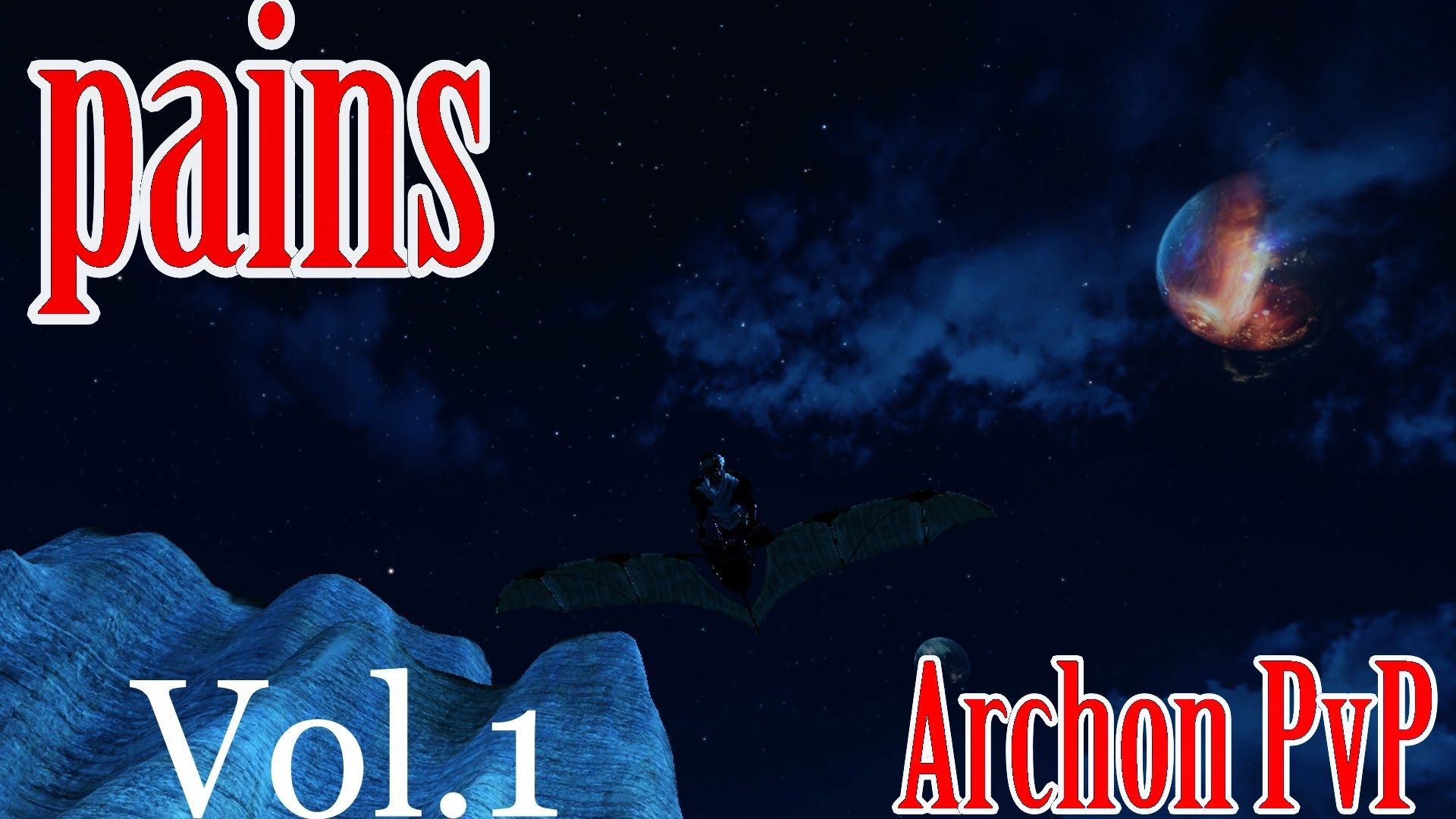 Archeage : Pains World PvP - Archon in The Hellswamp