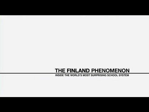 El fenómeno finlandés: El sistema escolar más asombroso del mundo