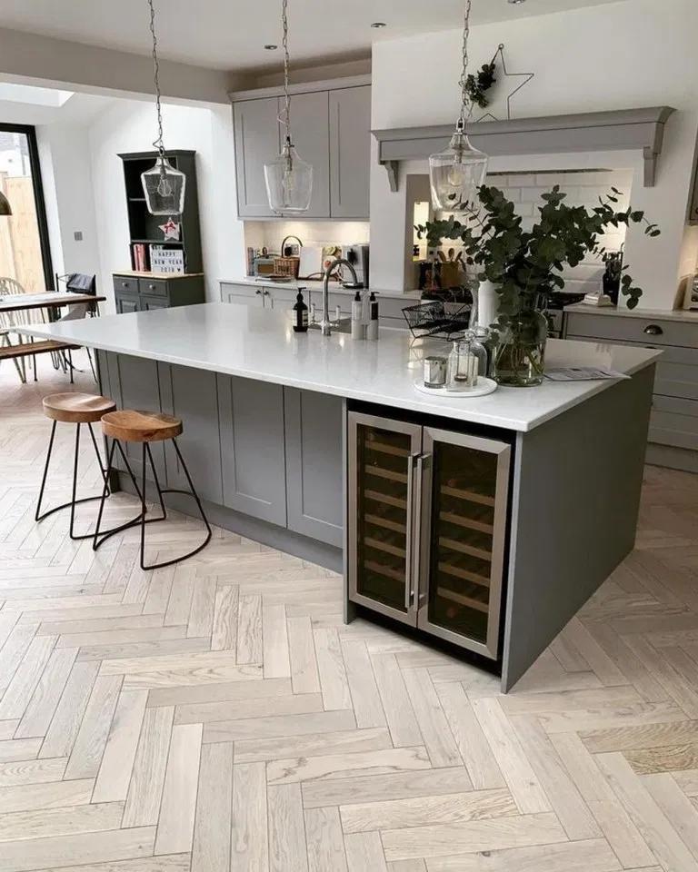 10 Kitchen Luxury Design Modern Dream Home Ideas For 2020 Modern Kitchen Island Design Kitchen Style Kitchen Design Small