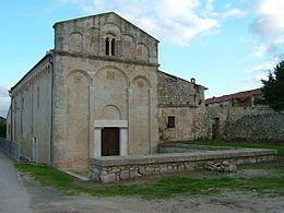 San Michele in Plaiano Sassari strada Buddi Buddi.- La ...