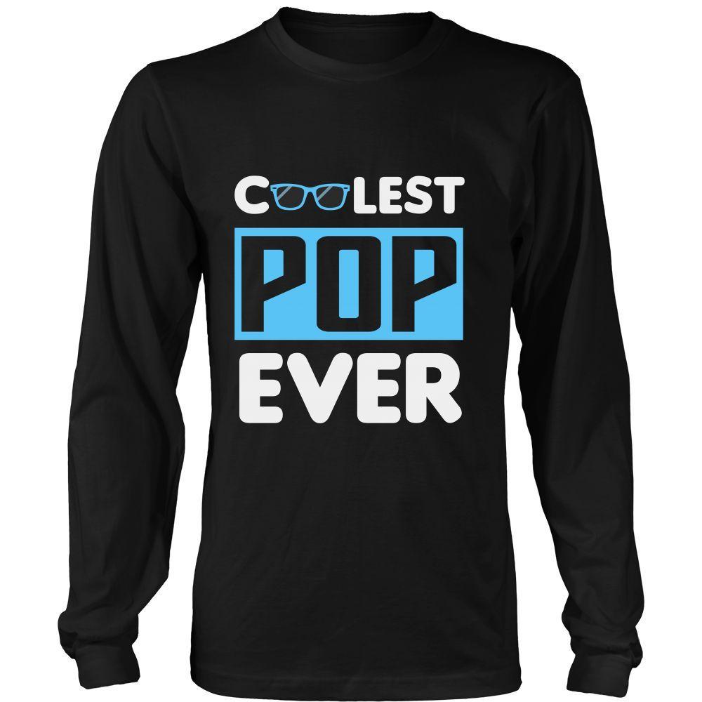 """""""Coolest Pop Ever"""" T-Shirt"""