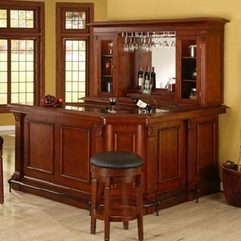 I fully intend to build my own bar!! | Home sweet home | Pinterest ...