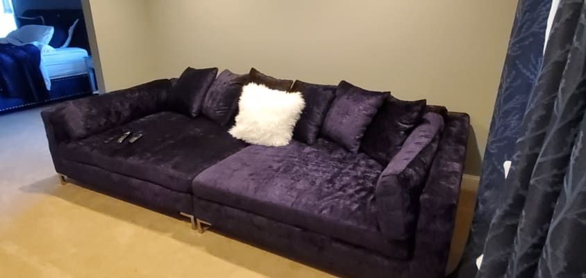 Milan 2 Piece Sofa With Images Luxe