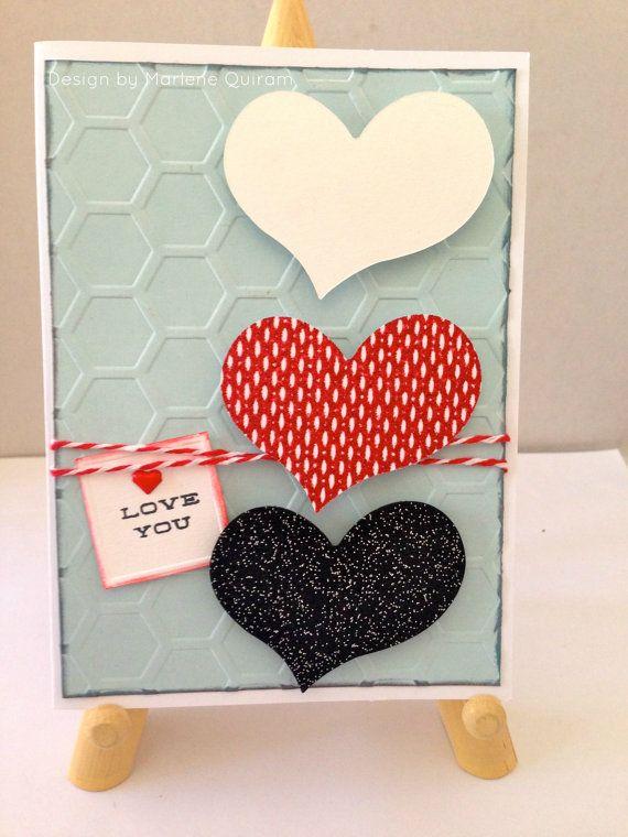 Love/anniversary greeting card really cute!!