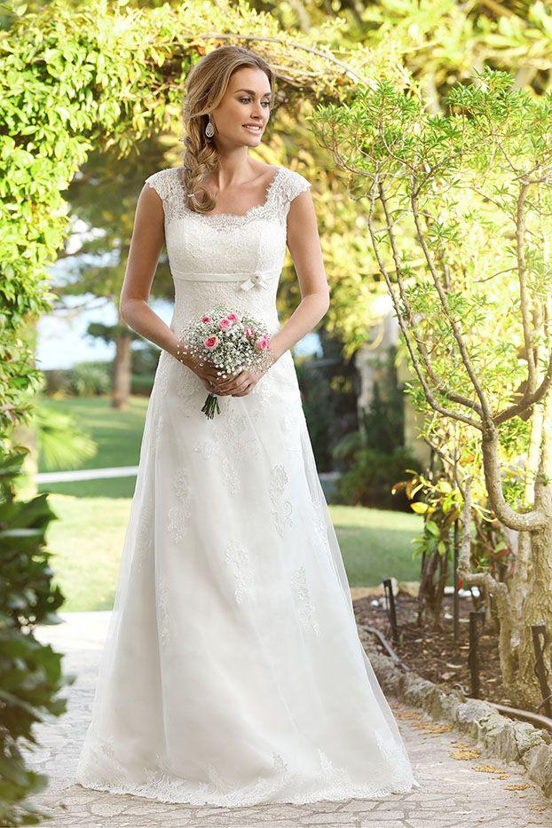 Hochzeitskleid retro