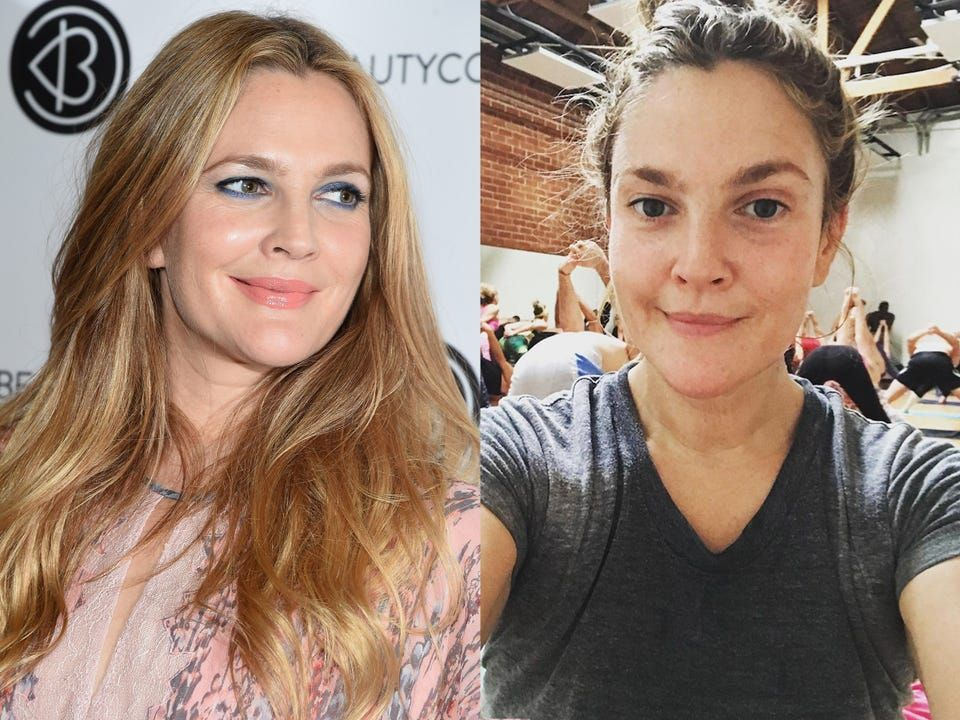 Here S What 29 Celebrities Look Like Without Makeup Celebs Without Makeup Without Makeup Celebrity Look