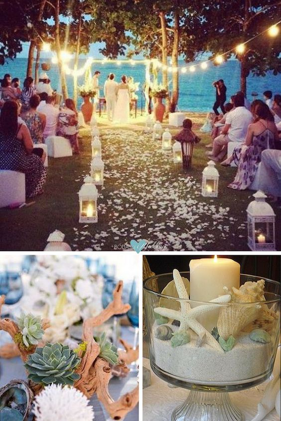 Bodas Boho En La Playa 50 Ideas Para Una Celebración